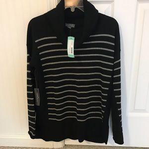 NWT Market & Spruce Hillari Cowl Neck Sweater